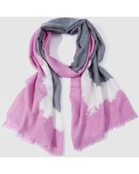 Gloria Ortiz - Multicoloured Wool And Cotton Foulard - Lyst