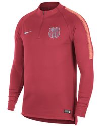 Lyst - Nike Tottenham Hotspur Fc Dry Squad Drill Men s Soccer Top in ... 16b3419ab