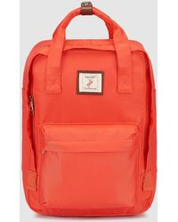 Green Coast - Wo Basic Coral Backpack With Pelican Label - Lyst