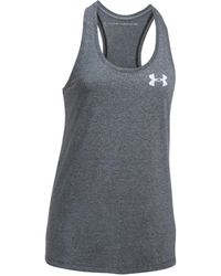Under Armour | Threadborne Tank Top | Lyst