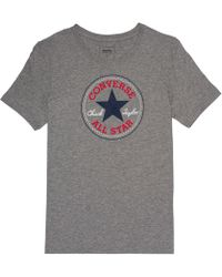 Converse - Core Solid Chuck Patch T-shirt - Lyst