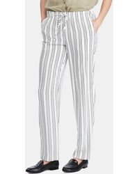 55b890829 Lauren by Ralph Lauren Caitlin Pants in Black - Lyst