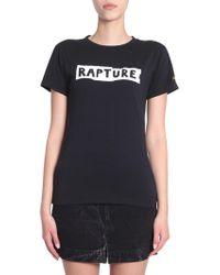 Bella Freud - Rapture Printed Cotton T-shirt - Lyst