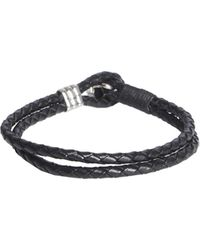 Paul Smith - Interweaved Bracelet - Lyst