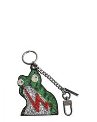 Marc Jacobs - Leather Frog Bag Charm - Lyst