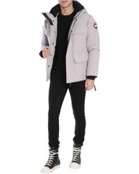 "Canada Goose - ""maitland"" Hooded Parka - Lyst"