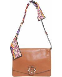 Paula Cademartori - Lola Crossbody Leather Bag - Lyst