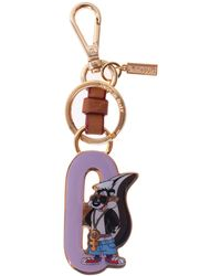 Moschino - Pepe Le Pew Keyring - Lyst
