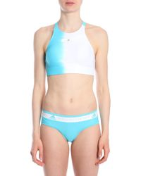 adidas By Stella McCartney - Swim Bottom With Logo Elastic Waistband - Lyst