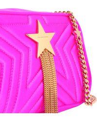 Stella McCartney - Stella Star Mini Shoulder Bag - Lyst