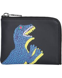 PS by Paul Smith - Dino Leather Wallet - Lyst