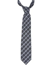 Tom Ford - Silk Blend Check Tie - Lyst