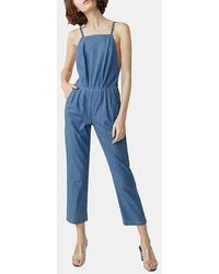 1b6109604bb 3x1 - Twist Crisscross Open Back Jumpsuit - Lyst