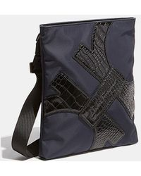 Ferragamo - Capsule Maxy Slim Nylon Crossbody Bag - Lyst