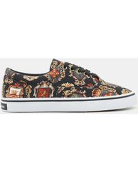Dolce & Gabbana - Printed Lace-up Sneaker - Lyst