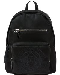 Balmain - Logo Zipped Backpack - Lyst