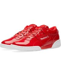 Reebok - X Opening Ceremony Workout Lo Clean - Lyst