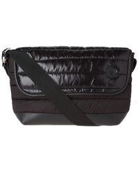 Moncler - Keitu Quilted Messenger Bag - Lyst