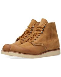 Red Wing - 8181 Heritage Work Round Toe Boot - Lyst