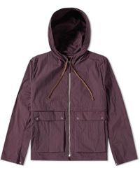 Tres Bien - Two Layer Short Parka - Lyst