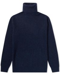 Beams Plus - Turtle Neck - Lyst