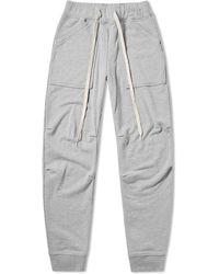 Velva Sheen - Army Gym Sweat Pant - Lyst