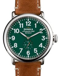 Shinola - The Runwell 47mm - Lyst