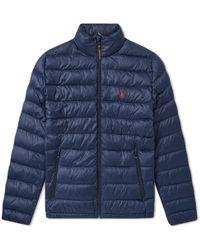 Polo Ralph Lauren - Bleeker Down Jacket - Lyst