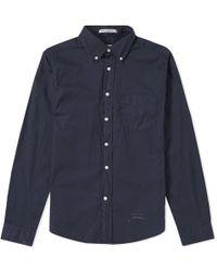 Gant Rugger - Archive Oxford Shirt - Lyst