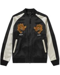 Maharishi - Silk Raglan Tour Jacket - Lyst