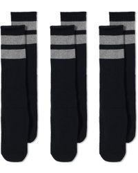 Neighborhood - Classic Stripe Sock - 3 Pack - Lyst