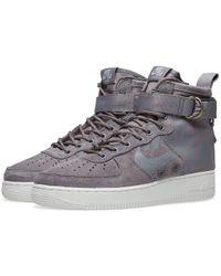 Nike - Sf Air Force 1 Mid - Lyst