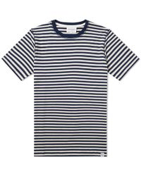 Norse Projects - Niels Military Stripe Tee - Lyst