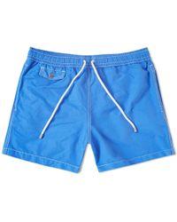 Hartford - Boxer + Swim Short - Lyst