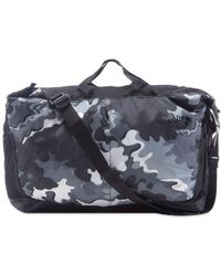 The North Face - Psychedelic Camo Flyweight Duffel - Lyst