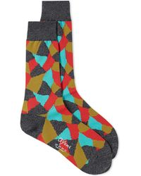 Ayame Socks - Terracotta Sock - Lyst