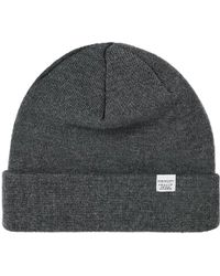 Norse Projects - Norse Top Beanie - Lyst