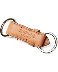 Shinola - Valet Key Ring - Lyst
