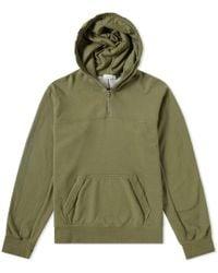 Nanamica - Hood Pullover Sweat - Lyst