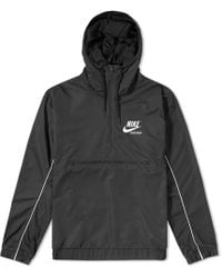 Nike - Archive Woven Hooded Jacket - Lyst