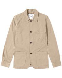 Portuguese Flannel - Labura Chore Jacket - Lyst