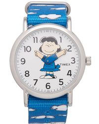 Timex - X Peanuts Weekender - Lyst