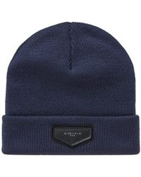 Givenchy - Patch Logo Beanie - Lyst