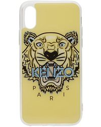 KENZO - Iphone X Tiger Case - Lyst
