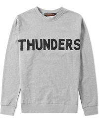 Thunders - Drill Crew Sweat - Lyst