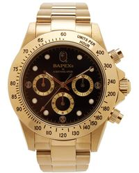 A Bathing Ape - Type 3 Bapex Watch - Lyst