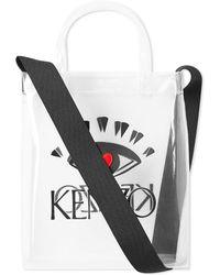 KENZO - Eye Tote - Lyst