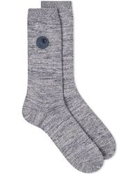 Folk - Melange Sock - Lyst