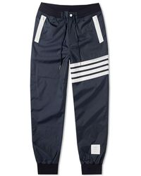 Thom Browne - Technical Ripstop 4 Bar Pant - Lyst