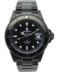 A Bathing Ape | Type 1 Bapex Watch | Lyst